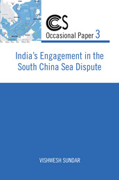 India's Engagement in the South China Sea Dispute