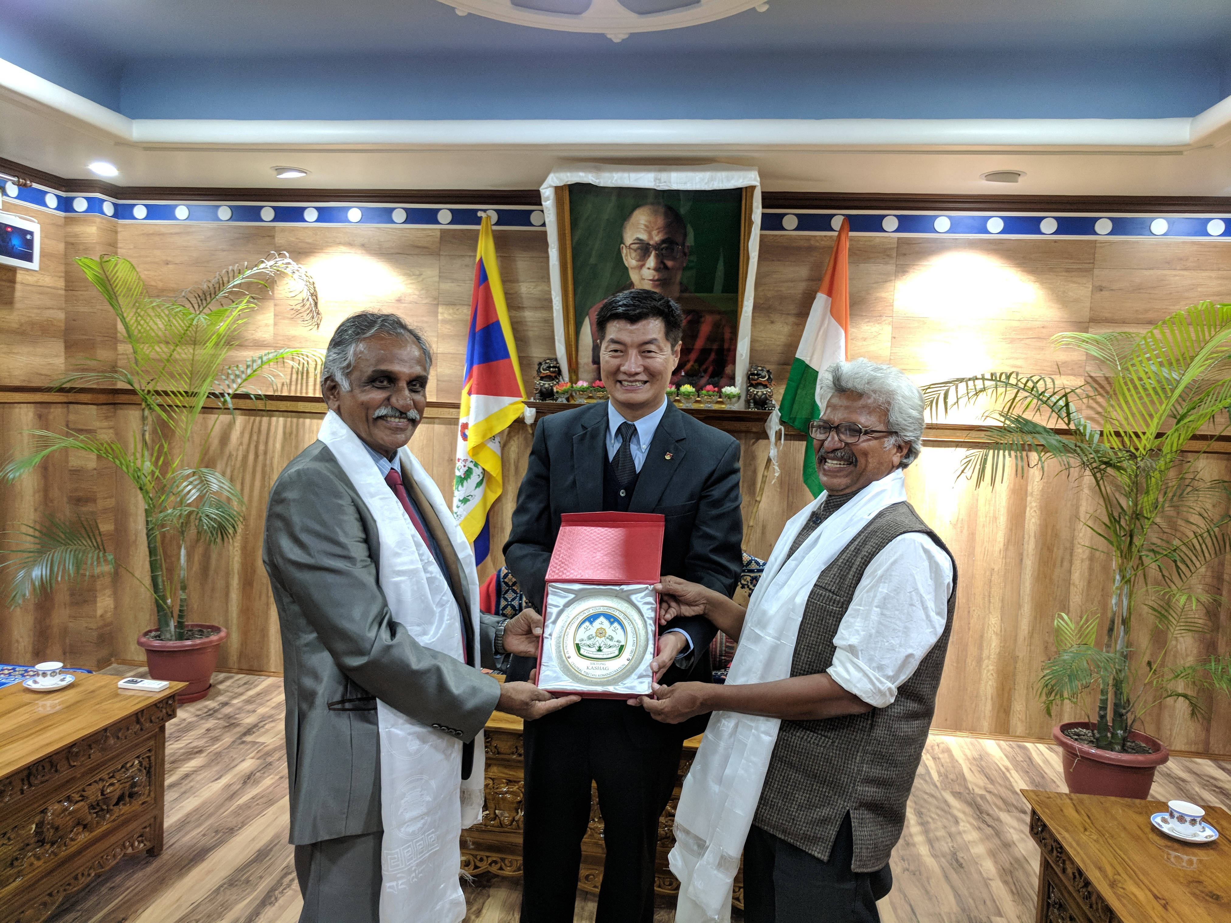 "Report of 1-day conference ""Tibet: A Global Common or a Bone of Contention"" at Dharamsala, 24th October 2017"