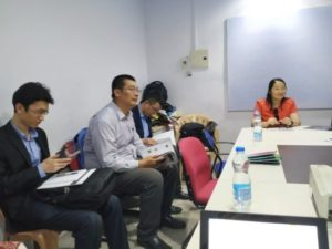 Visit of Chinese Delegation to C3S | C3S India | Chennai